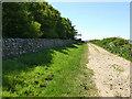 SE0123 : Track past Crow Hill Farm by Stephen Craven