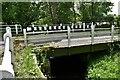 TM2987 : Flixton: Dentonwash Bridge by Michael Garlick