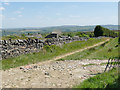 SE0121 : Track to Rake Head Farm by Stephen Craven