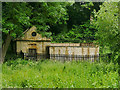 SE3136 : The former Gipton spa baths in Gledhow Woods by Stephen Craven