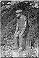 SO6510 : Mining memorial by John Winder