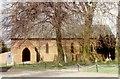 TF3927 : St. Luke's church, Holbeach Hurn by Jonathan Thacker