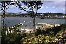 SW5130 : Harbour at St Michael's Mount by Colin Park