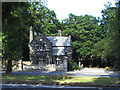 SE2637 : Weetwood Hall Lodge, Otley Road by Stephen Craven