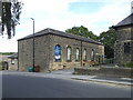 SE2537 : Woodside Methodist Church hall, Outwood Lane by Stephen Craven