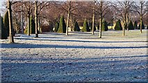 NS5964 : Glasgow Green by Rebecca A Wills