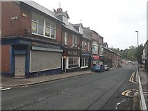 NZ2568 : Station Road, South Gosforth, Newcastle upon Tyne by Graham Robson