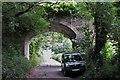 SO6704 : Early railway remnants by John Winder