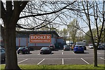 TQ6042 : Booker, North Farm Estate by N Chadwick