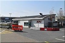 TQ6042 : KFC (Closed), The Fountains Retail Park by N Chadwick