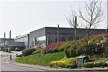 TQ5942 : Tunbridge Wells Audi (closed) by N Chadwick
