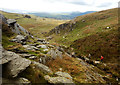 SH6346 : Path to Croesor from Bwlch y Battel by Andy Waddington