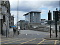 NJ9405 : Guild Street bridge, Aberdeen by Stephen Craven