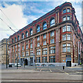 SJ8498 : Former CWS Warehouse (The Hanover Building) by David Dixon