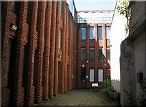 TG2309 : 44-48 Magdalen Street - Sackville Place Business Centre by Evelyn Simak