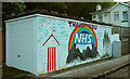SX9164 : Thank you NHS, Parkfield Road, Torquay by Derek Harper