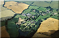 SP5768 : Aerial view of Ashby St Ledgers by Stephen McKay