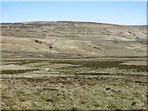 NY6739 : Melmerby Fell by Mike Quinn