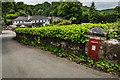 SK0742 : Edward VII Post Box, Alton by Brian Deegan