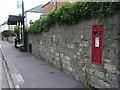 ST7666 : A Georgian postbox on St Saviour's Road by Neil Owen
