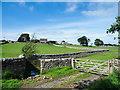 NZ0820 : Farm at Friar Cote by Trevor Littlewood