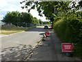 SK6342 : The old section of Burton Road by Alan Murray-Rust