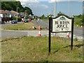 SK6342 : Entry to Burton Joyce by Alan Murray-Rust
