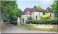 SP5522 : Bignell Park Lodge by Des Blenkinsopp