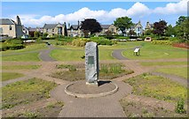 NO3800 : Leven Festival Gardens by Bill Kasman