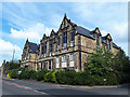 SE2435 : Former Broad Lane Board School, Bramley by Stephen Craven