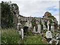 S4467 : Graveyard and Ruin by kevin higgins