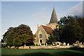 TQ5203 : Alfriston Church by Stephen McKay