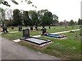 NZ2769 : Benton Cemetery, Longbenton by Graham Robson