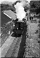 SH5838 : Festiniog Railway - down train passing Boston Lodge halt – 1965 by Alan Murray-Rust