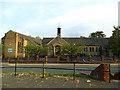 SE1931 : Holme Wood, St Christopher by Stephen Craven