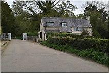 TQ5739 : South Lodge, Nevill Park by N Chadwick