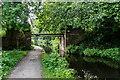 SJ9653 : Bridge 40 (Pipe Bridge) Caldon Canal by Brian Deegan