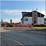 TL4857 : Cherry Hinton: Holiday Inn Express by John Sutton