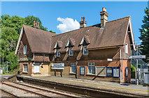 TQ2151 : Betchworth Station by Ian Capper