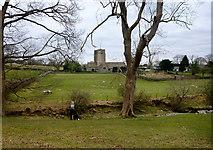 SD6382 : Barbon church by Andy Waddington