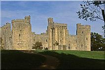 TQ7825 : Bodiam Castle by Stephen McKay