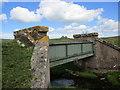 NT0248 : Small aqueduct near Burngrange by Alan O'Dowd
