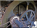 NY3704 : Waterwheel at The Fulling Mill, Ambleside by Chris Allen