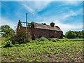 SK3612 : The Tie Barn, near Normanton le Heath by Oliver Mills