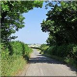 TL3852 : Harlton: on Washpit Lane by John Sutton