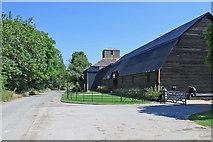 TL3852 : Harlton: Manor Barn by John Sutton