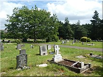 SX9492 : Exeter Higher Cemetery (2) by David Smith