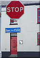 SK6514 : Stop! Thank you NHS by Stephen McKay