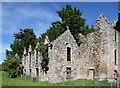 NJ7217 : West wing of Fetternear House by Bill Harrison