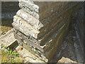 ST3831 : A fanning of stone by Neil Owen